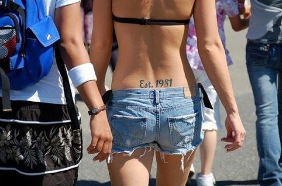 abgefahrene Tattoos