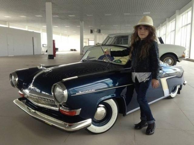 Auto für die Tochter