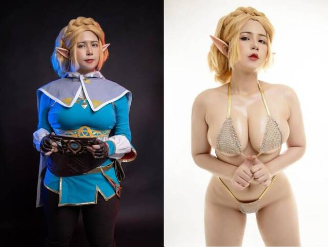 Bestes Cosplay ist sexy Cosplay! #2