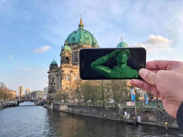 Coole Fotos mit dem Smartphone