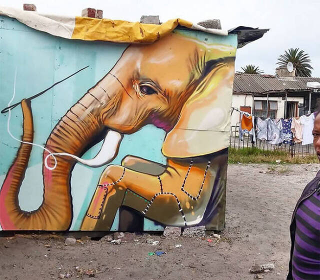 coole Graffiti #2