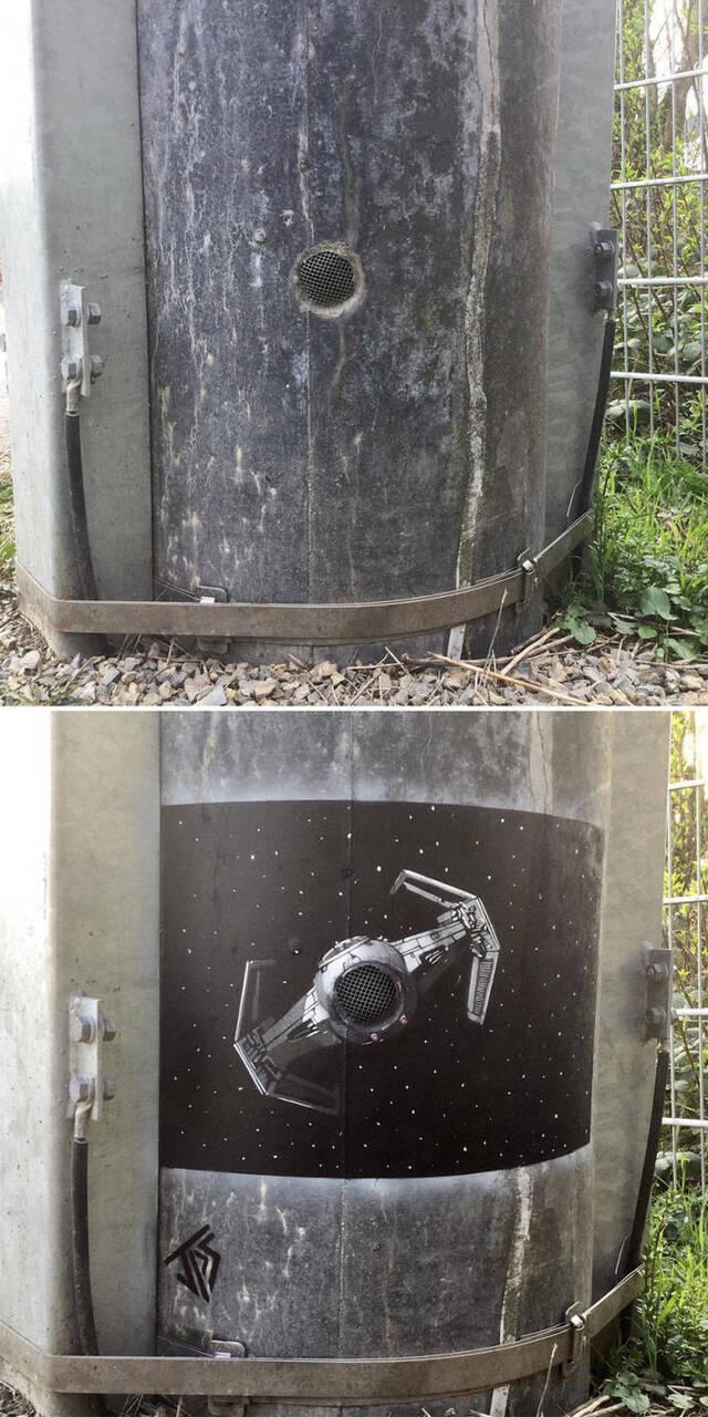 coole Graffiti #3