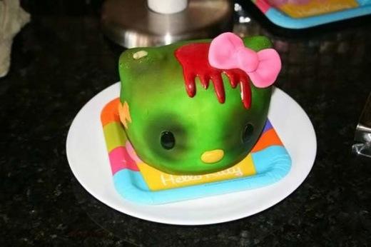cooler Kuchen