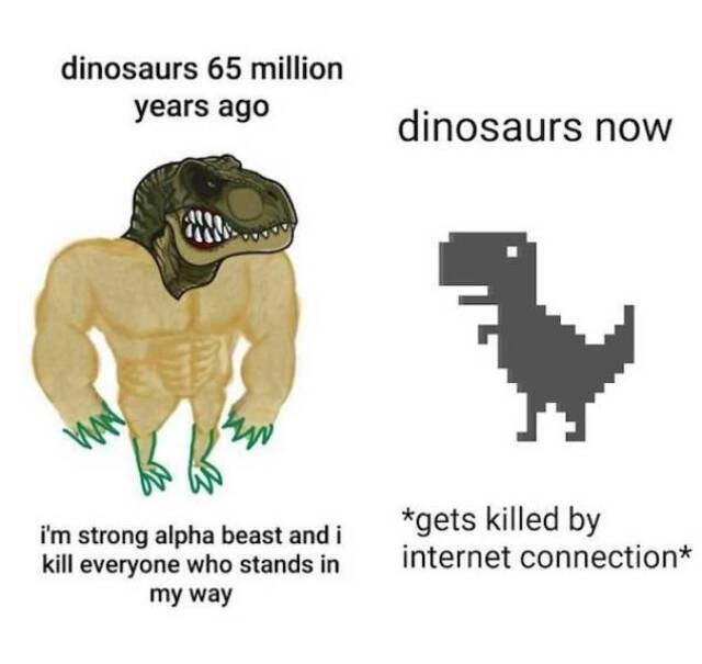 Damals vs. Heute Memes