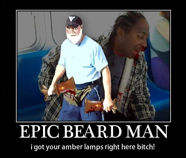 Epic Beard Man - Picmix