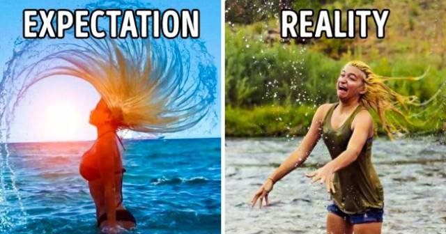 Erwartung vs. Realität #2