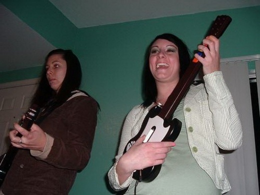 Guitar Hero Girls