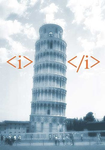 HTML - Tags