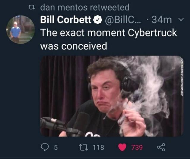 Internet vs. Tesla Cyber Truck