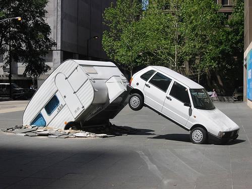komische Autounfälle - Bilder auf bildschirmarbeiter.com