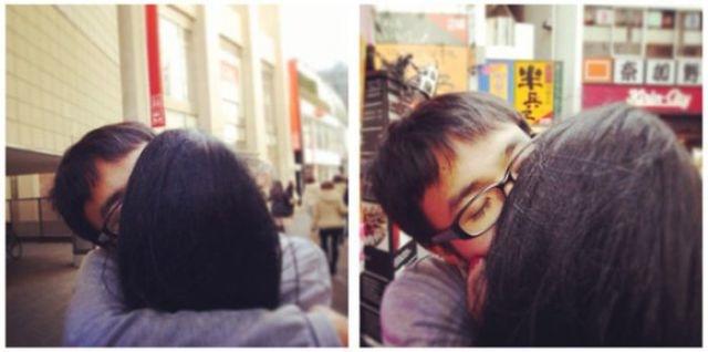 Kuss - Selfies