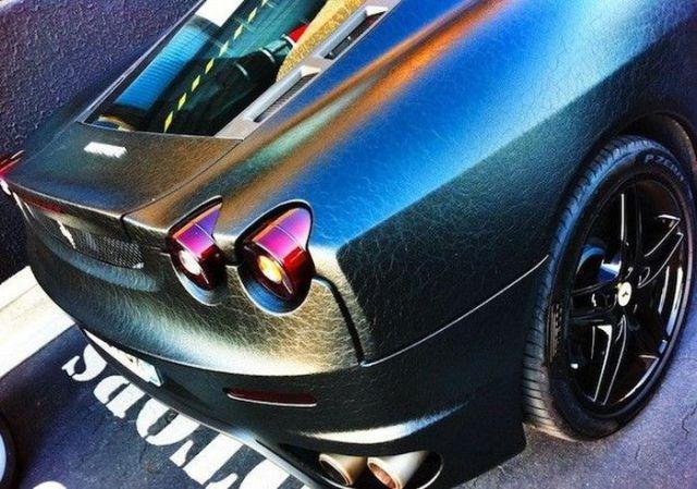 Leder - Ferrari