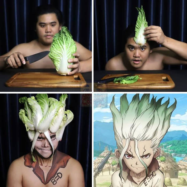 Low Cost Cosplay Guy
