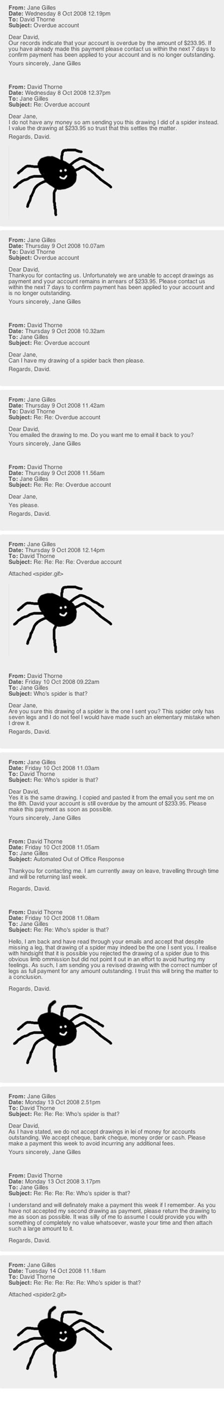 Spider Payment