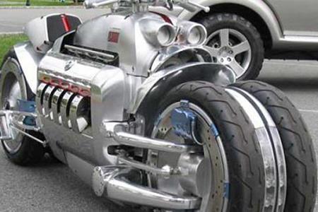 grosse Motorräder - Bilder auf bildschirmarbeiter.com