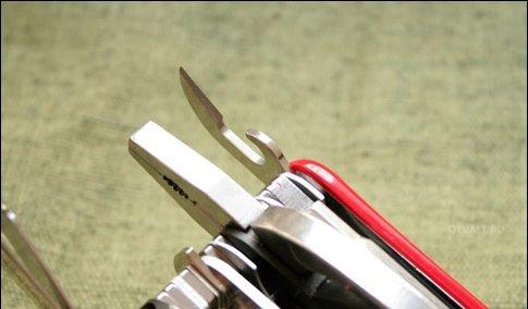 Multifunktionsmesser