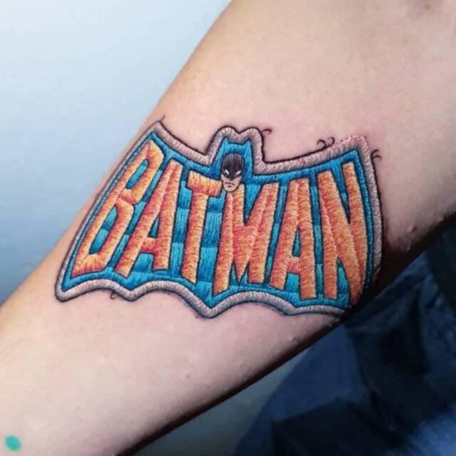 Patch Tattoos
