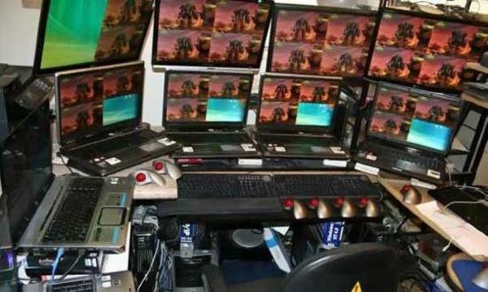 Bildschirmarbeiter - Picdump 17.10.08