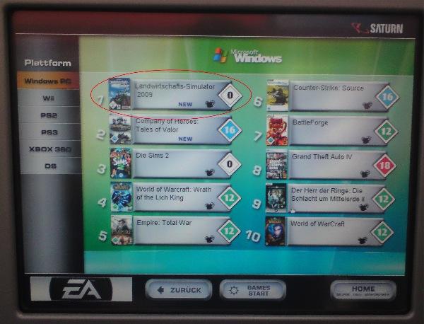 Bildschirmarbeiter - Picdump 01.05.2009