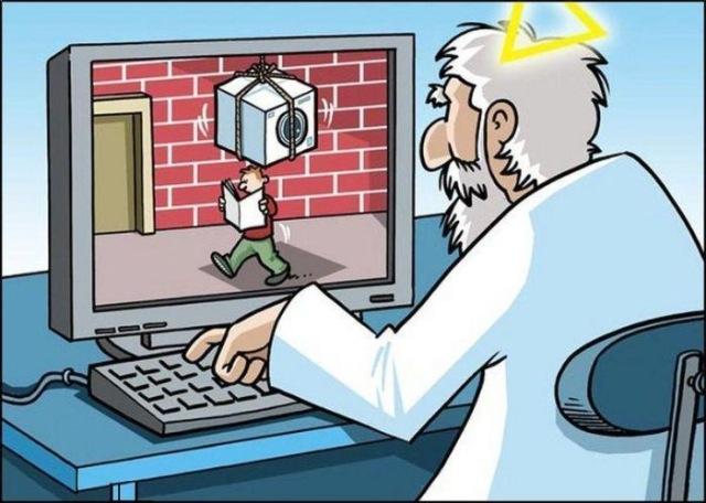 Bildschirmarbeiter - Picdump 04.12.2009