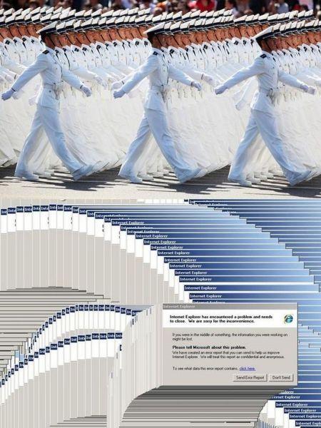 Bildschirmarbeiter - Picdump 30.12.2011