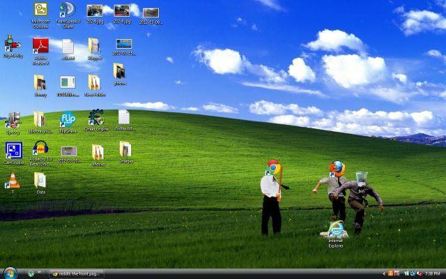 Bildschirmarbeiter - Picdump 04.01.2013