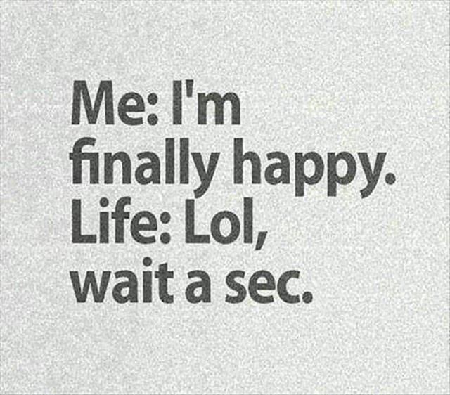 Das Leben und ich | Lustiges | Was is hier eigentlich los? | wihel.de