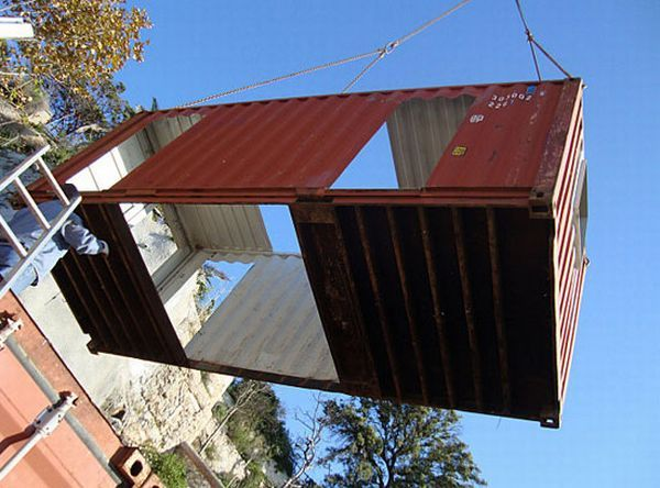 Container Haus Selber Bauen. Container Huser Designs With ...