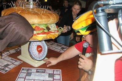 Riesen - Burger