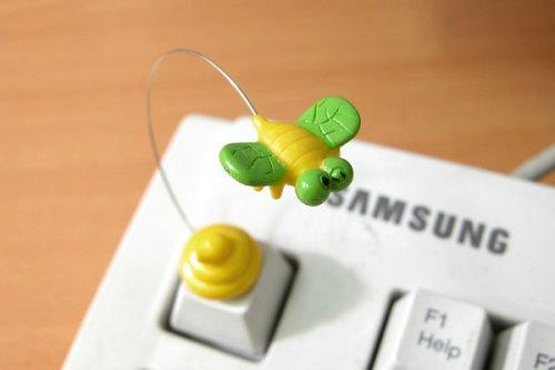 Spielzeug fuer Bildschirmarbeiter