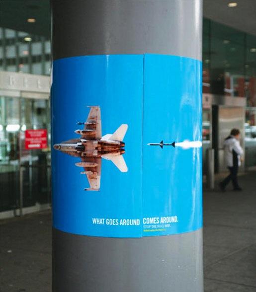 Stoppt den Irakkrieg!