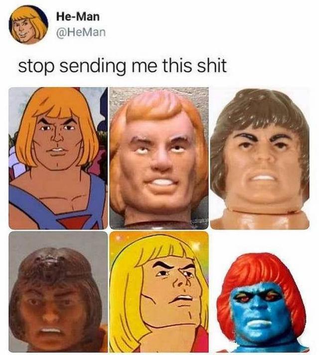 Stop Sending Me This…