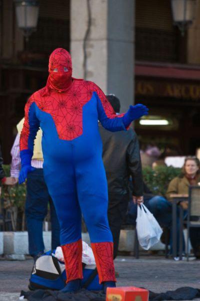 Supersized Superheros