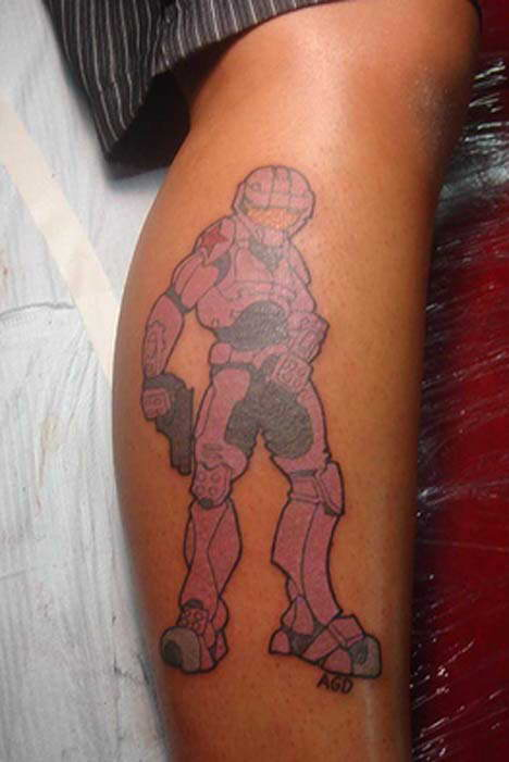 Videogame - Tattoos