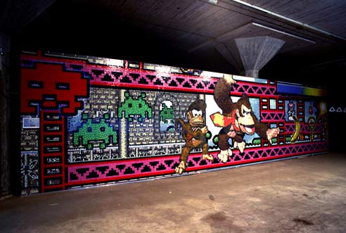 Video Games Mosaik