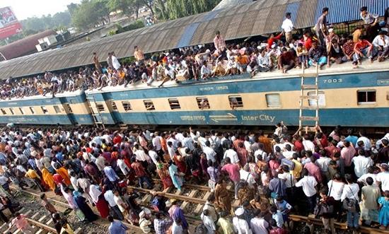 Die Bahn Streikt