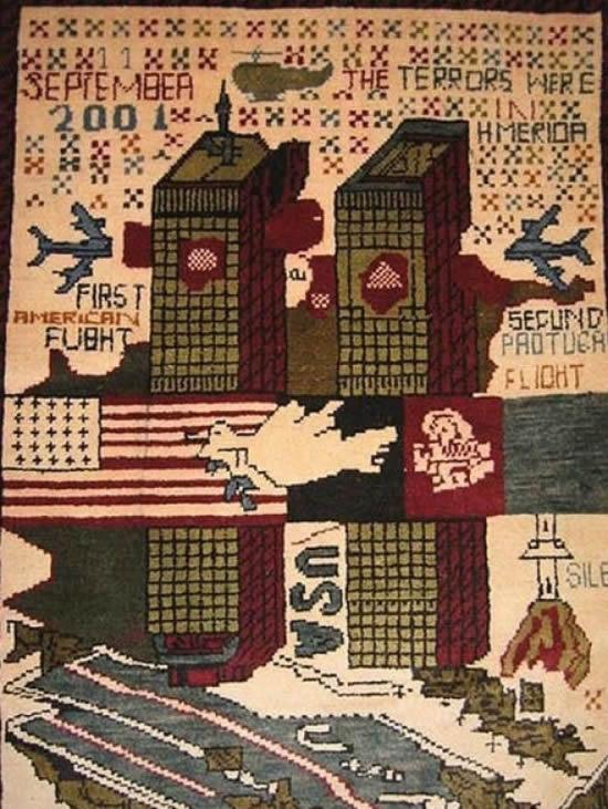 WTC 9/11 - Teppiche