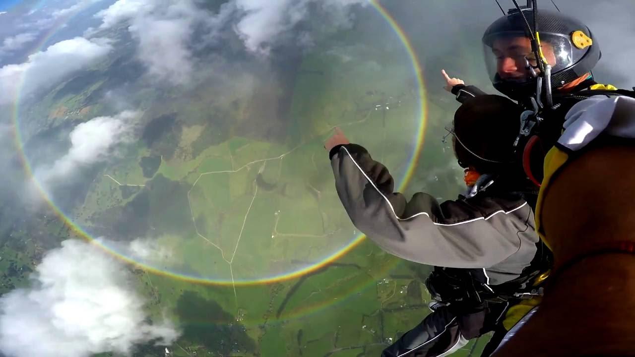 360 Grad Regenbogen Video Auf Bildschirmarbeiter Com