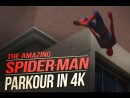 Amazing Spider-Man Parkour