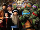 Epic Rap Battles: Artists vs TMNT