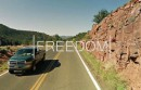 FREEDOM - Google Street View TimeLapse