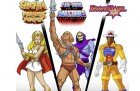 He-Man Masters of the Universe + She-Ra + BraveStarr - Die 80er Jahre Kult Edition - 24 Disc Set