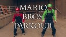 Super Mario Brothers Parkour