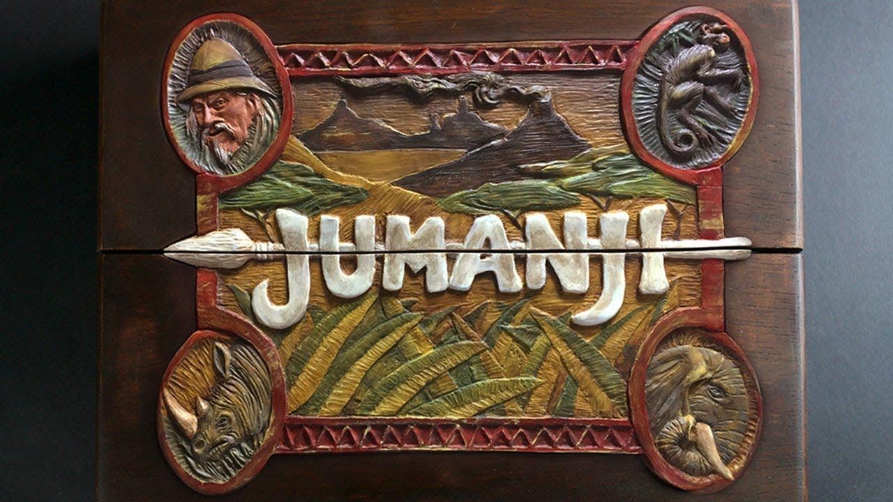Jumanji Spiel