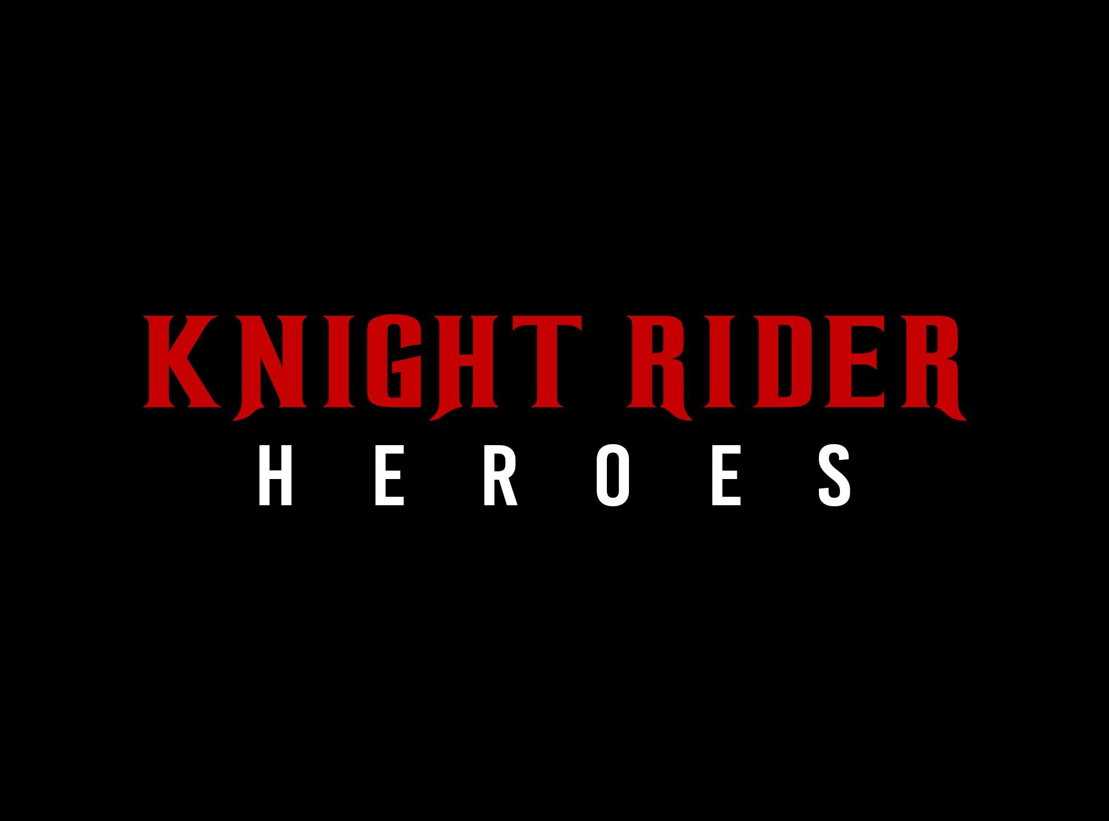 Knight Rider Heroes