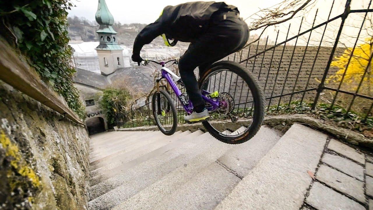 Urban Freeride Lives Fabio Wibmer Video Auf